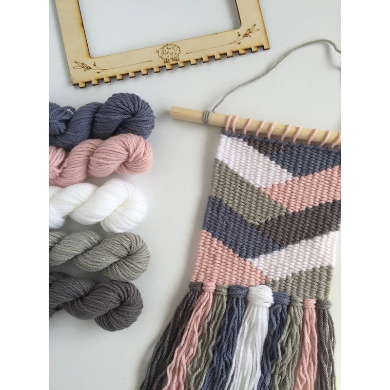Tapestry Weaving Kit - Dream by Black Sheep Goods