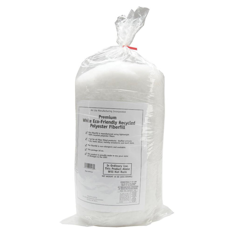 Air Lite Eco-Friendly Recycled Polyester Fiberfill