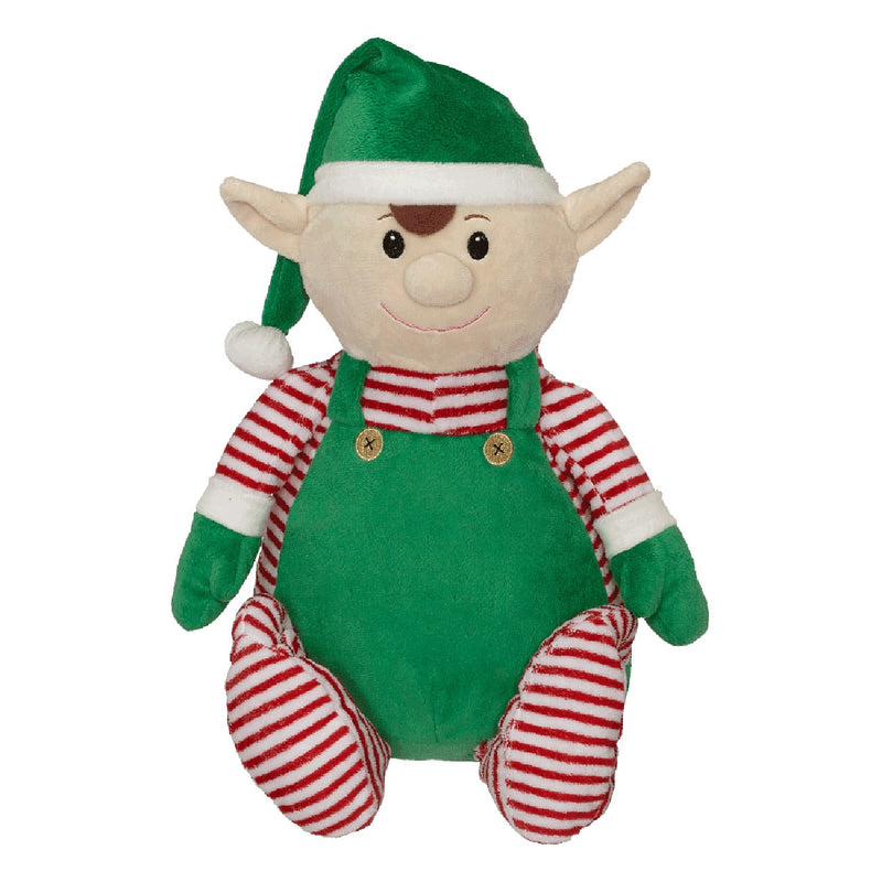 Elf Buddy - Ready for Personalization Embroidery or HTV