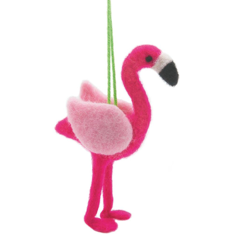 Dimensions Needle Felting Kit- Flamingo