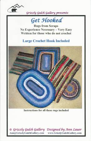 Get Hooked- Rugs from Scrap