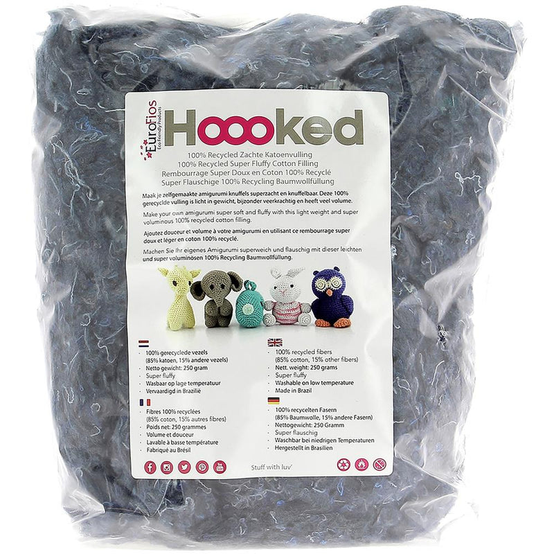 Hoooked Recycled Fluffy Cotton Filling