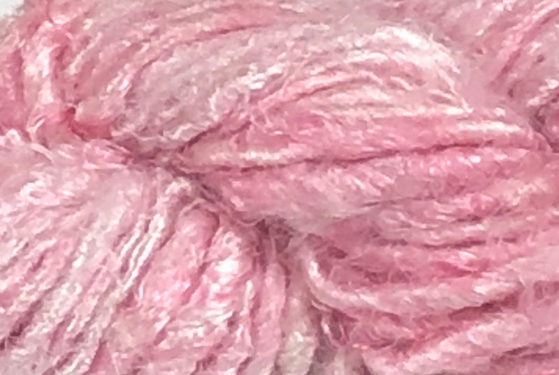 Banana Silk Yarn- Bubble Gum