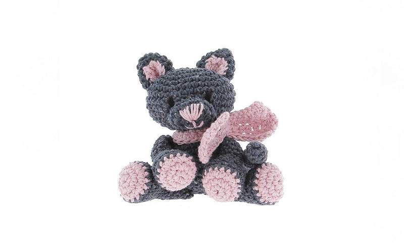 Kitten Kyra Hoooked Yarn Kit with Eco Barbante Yarn
