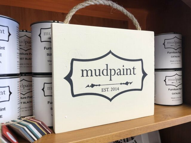 MudPaint 4oz Craft or Sample Size
