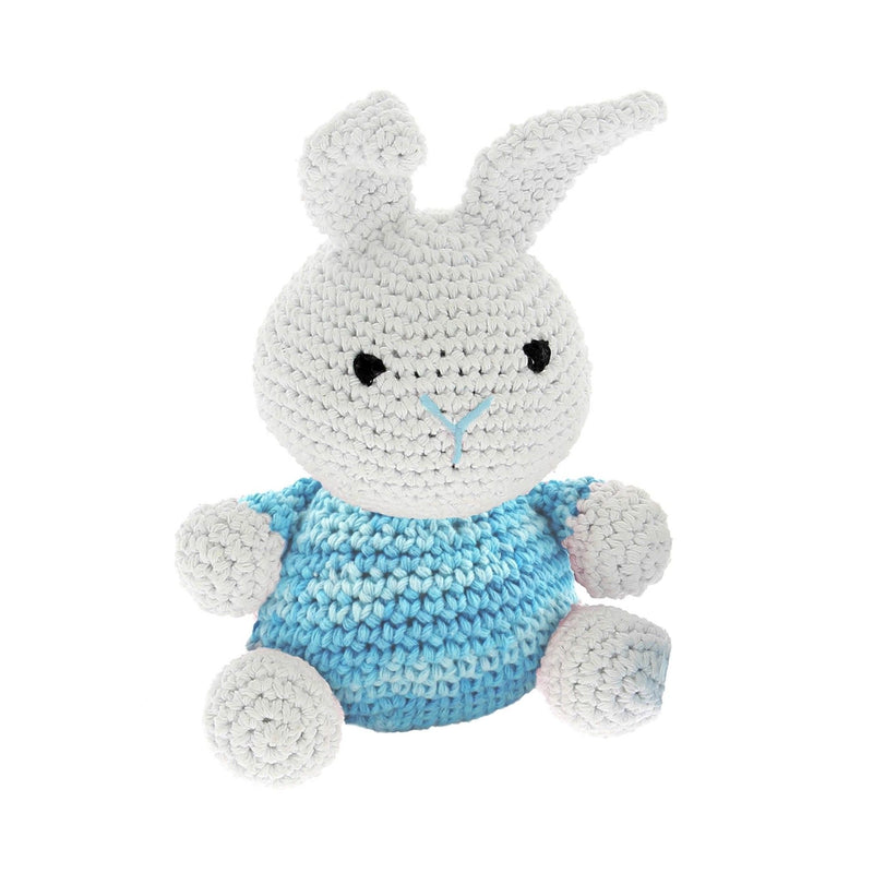 Bunny Nila Hoooked Yarn Kit with Eco Barbante Yarn
