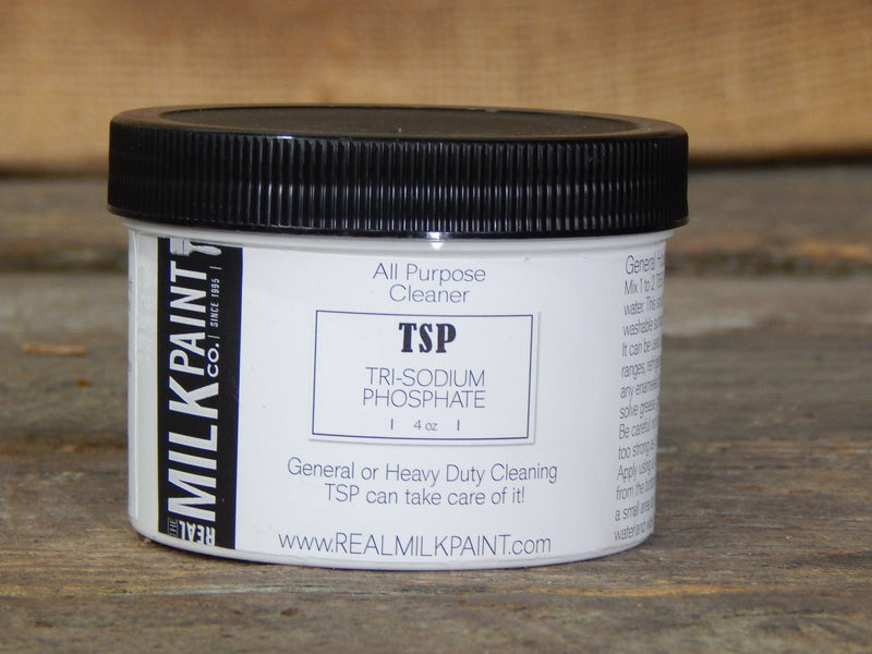 Real Milk Paint TSP - Tri-Sodium Phosphate - 8 onces