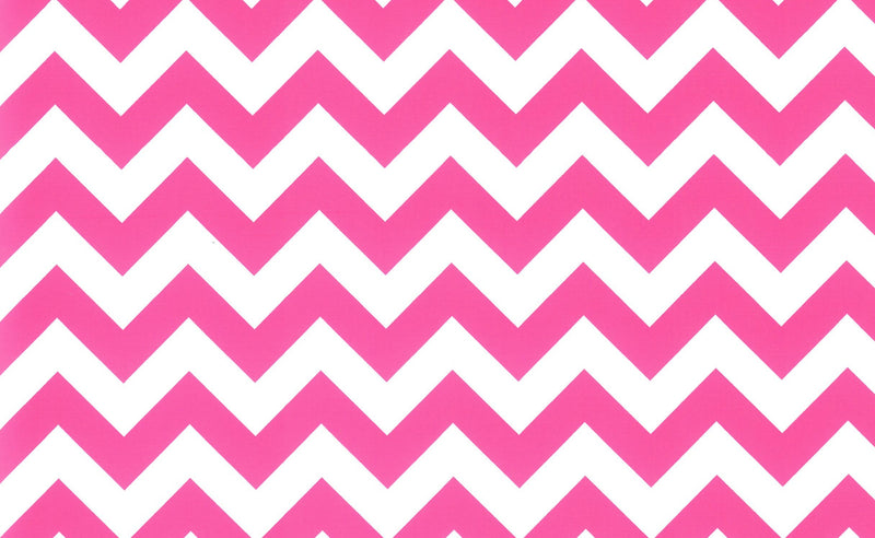 Pink Chevron Pattern Heat Transfer Vinyl and Carrier Sheet