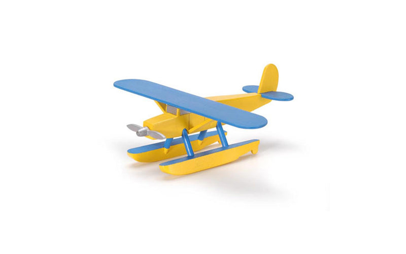 Darice Wood Model Kit- Pontoon Plane