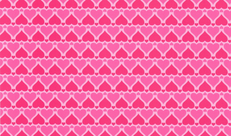 Queen of Hearts Pattern Heat Transfer Vinyl and Carrier Sheet