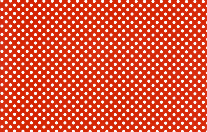Polka-dot Pattern Heat Transfer Vinyl - Multiple Colors Available