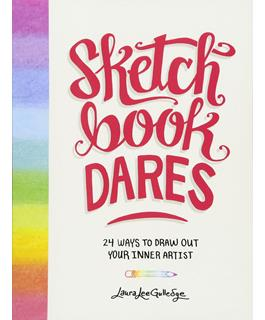 Abrams Sketchbook Dares Book