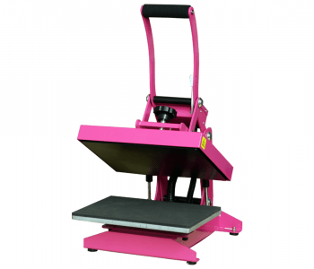 "Hotronix Craft Press - 9"" x 12"" Pink Heat Press"