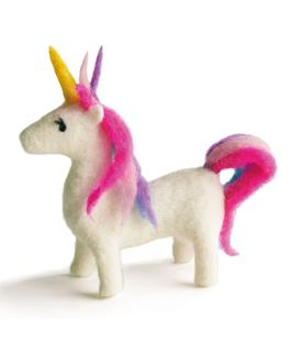 Unicorn Needle Felting Craft Kit