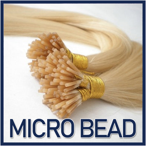 Micro Bead Human Hair Extensions