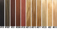 "String Tip Nano Ring Human Hair Extensions, 22"", 100 strands"