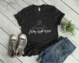 Friday Night Wives Logo Tee