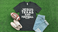 Load image into Gallery viewer, JESUS, TEXAS, & FOOTBALL