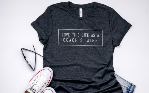 Love This Life as a Coach's Wife