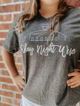 Load image into Gallery viewer, Friday Night Wives Logo Tee