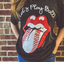 Load image into Gallery viewer, Let's Play Ball Baseball Tongue