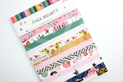 Crate Paper All Heart 6x8 Paper Pad