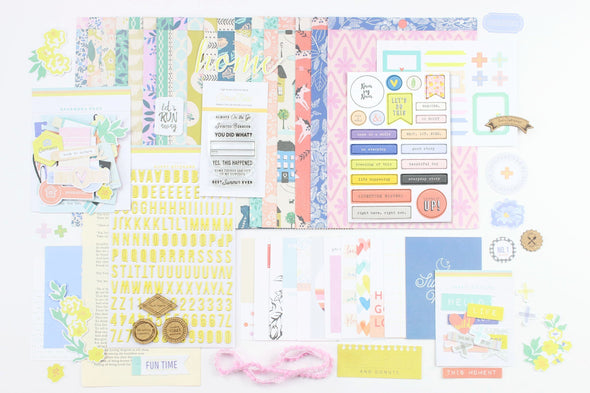 "August 2018 ""Perfectly Posh"" Pocket Life Kit"
