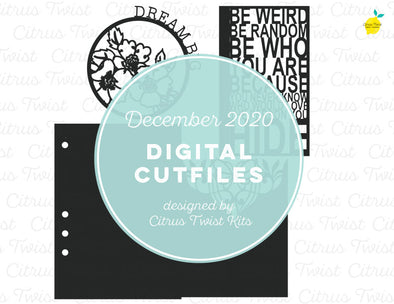 Digital Cut file - SCREEN-LIFE - December 2020