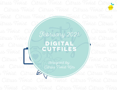 Digital Cut file - PICTURE STORY - February 2021