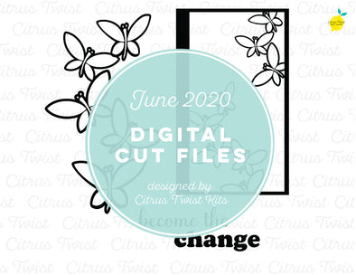 Cut file - BECOME THE CHANGE - June 2020