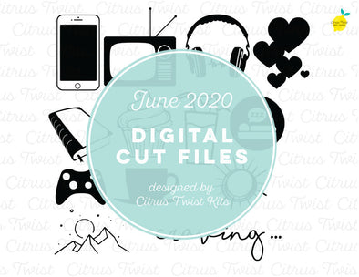 Cut file - CRAVING - June 2020