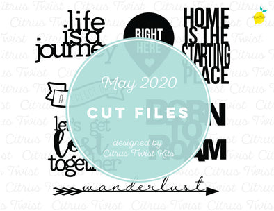 Cut file - JOURNEYS TITLES - May 2020