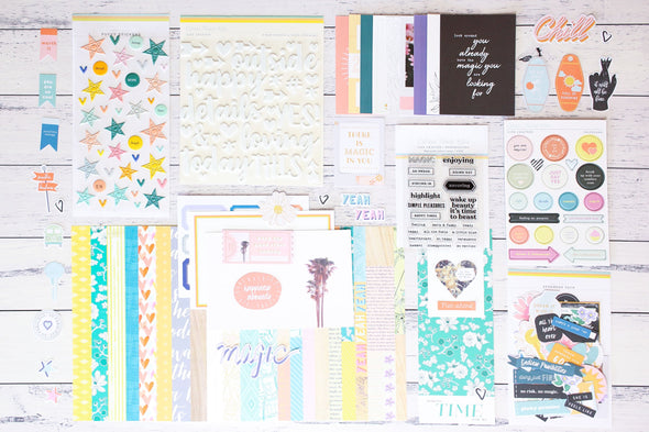 "SALE: Life Crafted ""Possibilities"" Single Kit - February 2020"