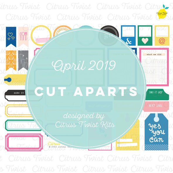 Make It a Venti Cut Aparts - April 2019