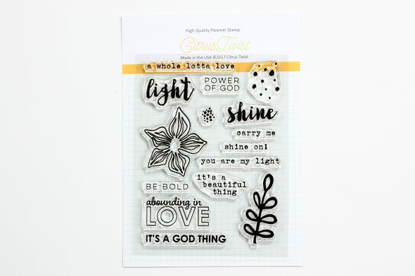 SALE: Citrus Twist GraceBox v6 Stamp