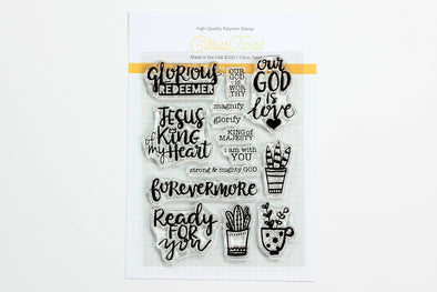 SALE: Citrus Twist GraceBox v7 Stamp