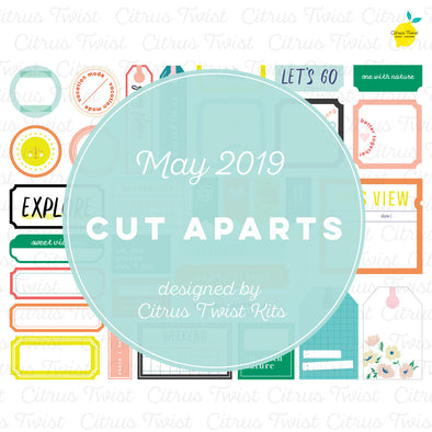 Excursions Cut Aparts - May 2019