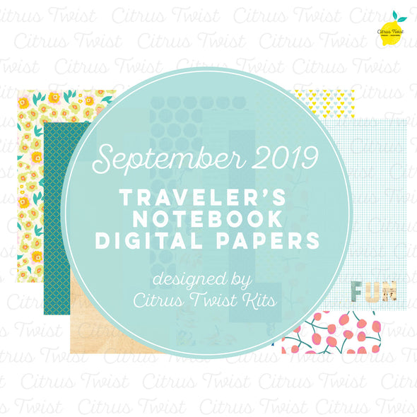 Explore Notebook Digital Papers - September 2019
