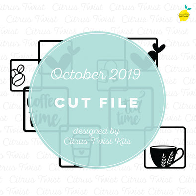Cut file - Break Time - October 2019