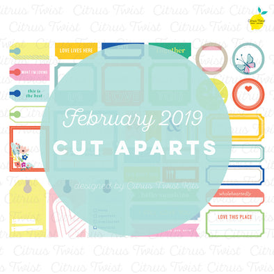 Love Stories Cut Aparts - February 2019