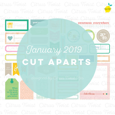 Fresh Starts Cut Aparts - January 2019