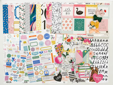 July 2020 Scrapbooking Add-on Kit