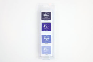 Pinkfresh STARRY NIGHT Studio Premium Dye Cube Ink Pads 4 Colors