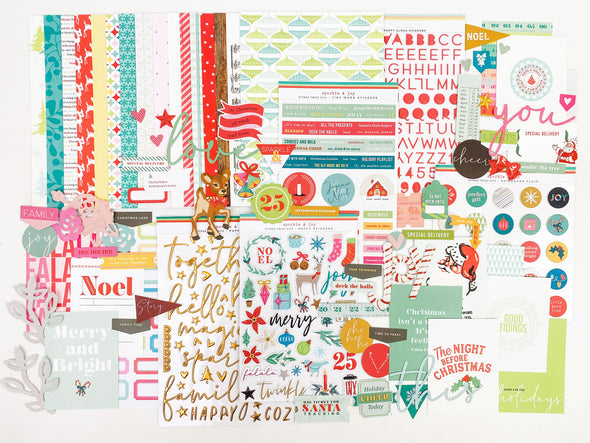 Sparkle & Joy Christmas 2020 Kit