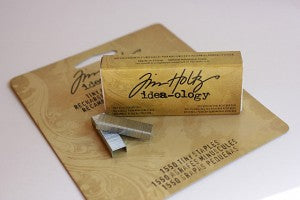 Tim Holtz Tiny Attacher Staple Refills