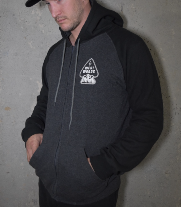 Zip Up Arrowhead Men's