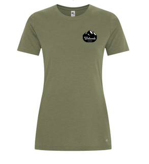 Ladies Premium Mountain Tee