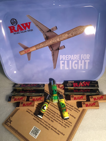 Raw Flying Tray Big Bundle