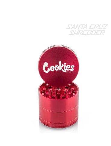 Santa Cruz Shredder Cookies 4 Piece Gloss Medium