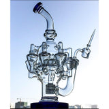 Octopus Recycler Matrix Percolator Dab Rig/Bong Kit